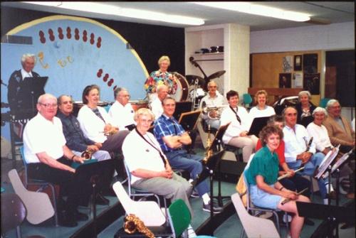 La Salle band